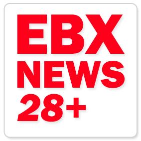 EBX News 28+ - Button Logo