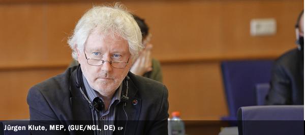 Jürgen Klute, MEP, GUE NGL, DE