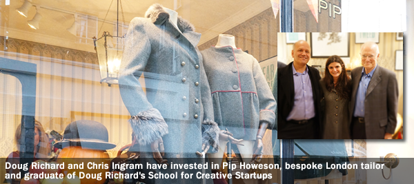 Pip Howeson, Tailor, London