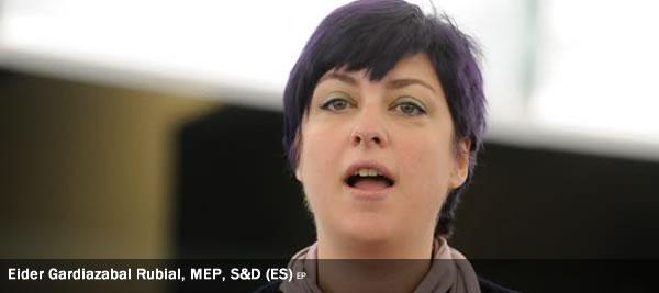 Eider Gardiazabal Rubial, MEP, S&D (ES)