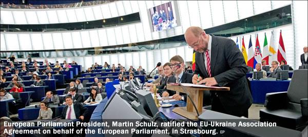 Martin Schulz - Trade Agreement - Ukraine