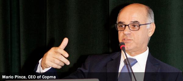 Mario Pinca, CEO of Copma