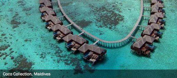 Coco Collection, Maldives
