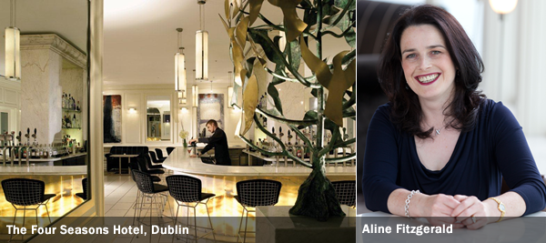 Aline Fitzgerald, Four Seasons, Dublin