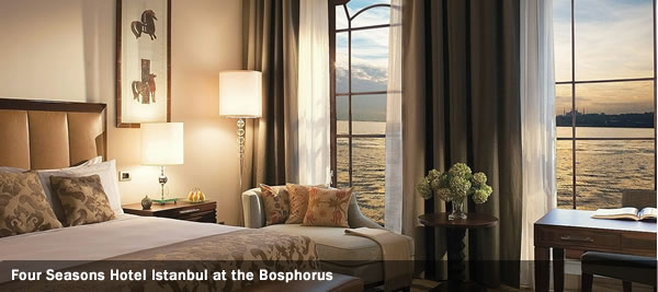 Hotel Bosphorus, Istanbul, Turkey