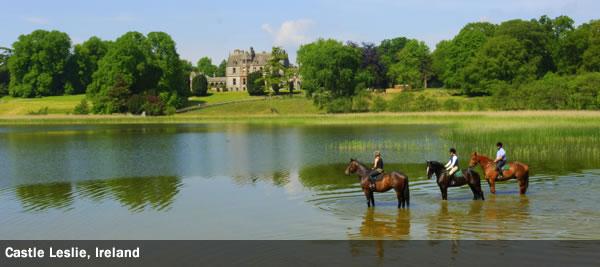 Castle Leslie, Hotel, Ireland