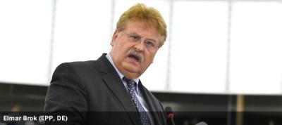 Elmar Brok (EPP, DE) MEP
