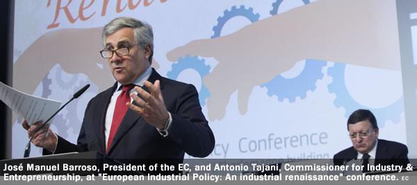 Tajani, Steel