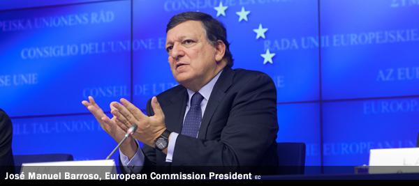 Jose Manuel Barroso, European Commission President