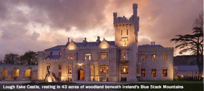 Castle Eske, Ireland, Hotel