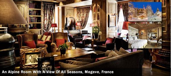 Megeve Hotel, France