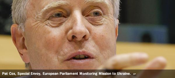 Pat Cox - Special EP Envoy - Ukraine