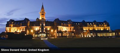 Slieve Donard Hotel, Northern Ireland