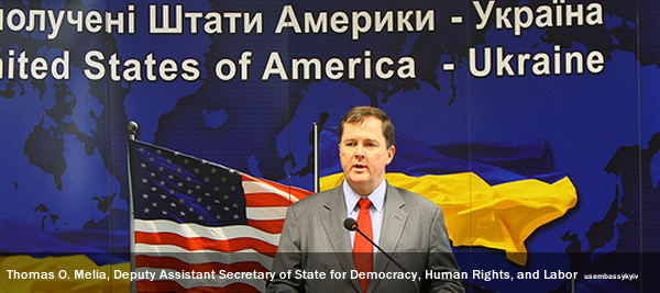 Thomas O'Melia, USA, States Department