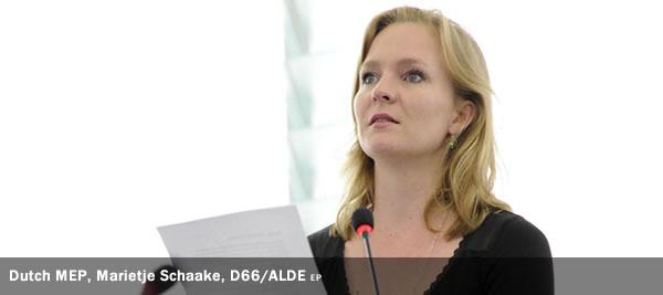 Marietje Schaake, D66, ALDE