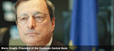 Mario Draghi, European Central Bank President