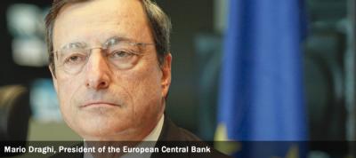 Mario Draghi, European Central Bank President