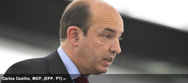 Carlos Coelho, MEP, EPP, PT