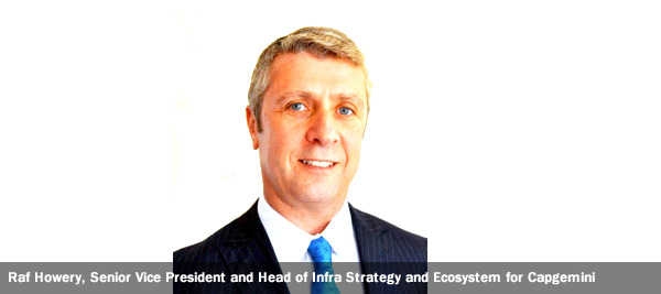 Raf Howery, Senior Vice President and Head of Infra Strategy and Ecosystem for Capgemini