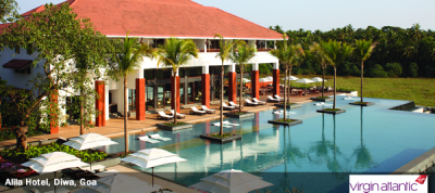 Alila Hotel, Southern Goa