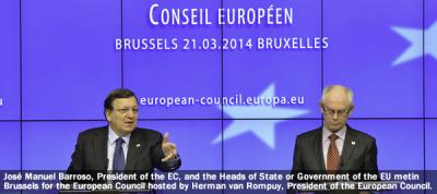 Barroso VanRompuy Council
