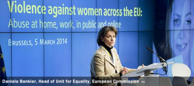 Daniela Bankier, Head of Unit for Equality, European Commission