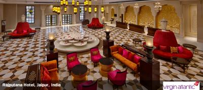 Rajputana Hotel, Jaipur, India