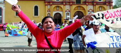 """Femicide in the European Union and Latin America"""