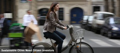 Sustainable Cities, Citizen Investors