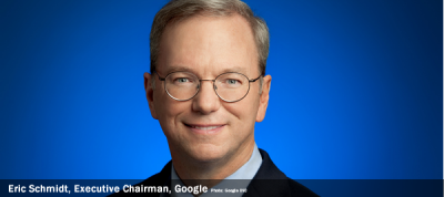 Eric Schmidt, Executive Chairman, Google, #EUDigitalminds