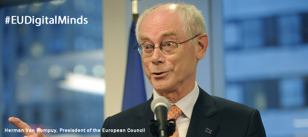 Herman Van Rompuy, Presisdent of the European Council