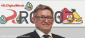 Kaj Hed, Chairman of Rovio Entertainment