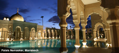 Palais Namaskar, Marrakech - Hotel