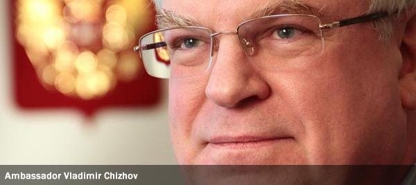Ambassador Vladimir Chizhov, Russia