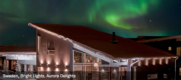 Sweden, Bright Lights, Aurora Delights - 1 - EBX Recommends
