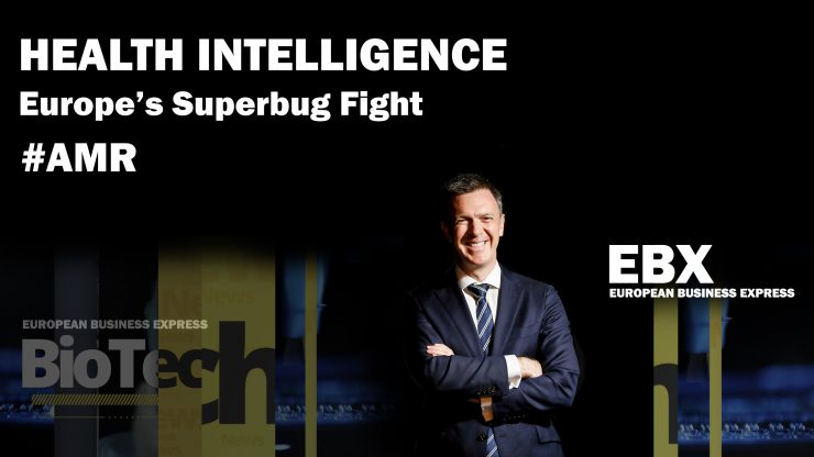 Brian Maguire, Brussels, Health Intelligence - EBX - July 2017